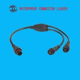 高品質2から8 Pin防水Yのタイプコネクター