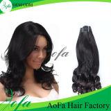 Het beste Haar van het Haar van de Kwaliteit Natuurlijke Zuivere Maagdelijke Braziliaanse