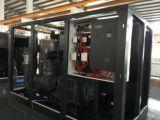 La inyección de aceite del tornillo compresor de aire (tipo de velocidad de accionamiento directo y variables)