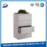 Metal del OEM que estampa las cabinas de la despensa de la cocina del acero inoxidable de la fabricación