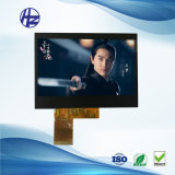 TFT écran LCD de l'OCM de 4,3 pouces avec écran tactile résistif, Ka-TFT043OE010-T