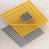 Molde de plástico reforzado con fibra rallar con SGS, ABS, ISO aprobó