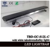 Aviso de emergência estroboscópica Barra de luz do topo do carro 1watt / 3watt (TBD-GC-812L-C)