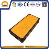 Cassa musicale di alluminio popolare gialla di volo (HF-5202)