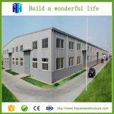 Construcción de la fabricación de los edificios de la estructura del acero de lujo del metal que enmarca