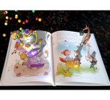 Annuaire de professionnels de l'impression de réalité augmentée en 3D de fantaisie (AR) livre pour enfants au début de l'éducation