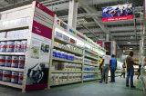 Полуфабрикат торговый центр стальной структуры рамки металла (супермаркет)