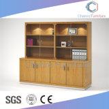 普及した家具3のドアのファイルキャビネットの木のオフィスのキャビネット(CAS-FC5401)
