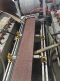 Co extrusion en caoutchouc Outdoor WPC Decking composite