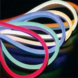 Flex de la corde de lumière LED Whtie chaud/Blanc/Rouge/bleu/vert Voyant néon LED