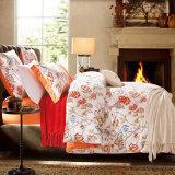 ヨーロッパおよび米国式のクイーン・ベッドカバーセット