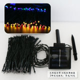 100PCS LED dekorative angeschaltene Solarlampe