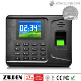 Service biométrique de temps d'empreinte digitale de TCP/IP avec le contrôle d'accès Fucntion
