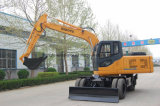 Nuevo excavador de la rueda 2017 hecho en China