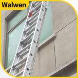 Ladder van uitstekende kwaliteit van het Aluminium van de Dikte van 3mm de Multifunctionele Telescopische