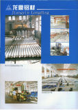 Perfis de Alumínio estrutural/ Estrutura em alumínio extrudido