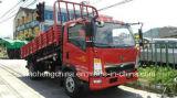 Carro ligero del cazo del carro de vaciado de China 160HP Sinotruk Cdw 10t