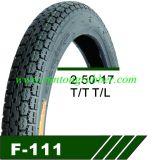 Estándar de la calle de los neumáticos Moto 2.50-17