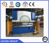 Hydraulic manual punt bending machine, hydraulic punt bending