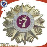 Medaglie religiose del commercio all'ingrosso russo su ordinazione del metallo (FTMD1372A)