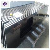 Countertop гранита цены по прейскуранту завода-изготовителя приспособленный таможней черный/Worktop/верхняя часть тщеты