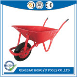 La Chine rouge Qindao Belle Outils de jardin WB 5208 Brouette