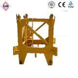 La machinerie de construction GRUE A TOUR mât adaptateur de pièces de rechange