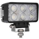 4inch 18W Waterproof Offroad Bridgelux LED Work Light