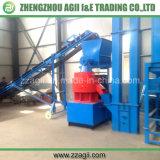Completan la línea de producción de pellets de madera la línea de producción de pellets biomasa