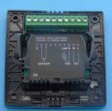 Termóstato de la calefacción de la pantalla táctil con el sensor doble