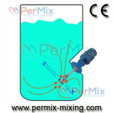 固定子の回転子のミキサー(上エントリミキサー、PerMix)