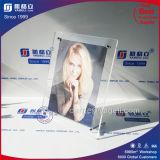 OEM de acrílico modificado para requisitos particulares fábrica del marco de la foto