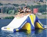 De vuurvaste Opblaasbare Opblaasbare Dia's van de Sporten van het Water/de Dia's van het Kasteel