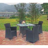 新しい藤のコーヒーか食事すること一定の屋外の家具(WS-15598)を