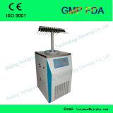 Calefacción eléctrica mini secador congelar / máquina de la liofilización (LGJ-18S)