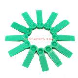 Kundenspezifische ABS/Mc-Nylon/pp./PET Plastikaufgeteilte Sprung Expension Ring-Dichtung