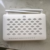 F660 5.2version puerto de fibra verde 4GE 2VoIP WiFi Gpon ONU