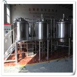 クラフトビール装置またはマイクロビール醸造所装置または小型ビール醸造所