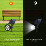 Outdoor Refletor Solar Luz de energia para parede via Estrada Casa Villa Rua pátio jardim
