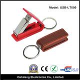 Azionamento variopinto di cuoio di memoria del USB (USB-LT009)