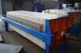 Cerâmica/caulim/petróleo/metalurgia/imprensa de filtro hidráulica automática frame do alimento