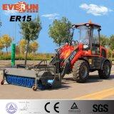 Chargeur Er15 approuvé de la CE de Qingdao Everun mini