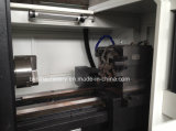 Independent Spindle Unit를 가진 Bed 편평한 Ck6140 CNC Lathe Machine