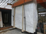 Здание/строительство и оформление белым мраморным полированным/Отточен для внутреннего слоя/Вилла/квартира /гостиничного дизайна