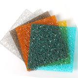 屋内装飾のためのポリカーボネートの明確なか彩色図版のダイヤモンドシート