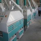 maquinaria automática do moinho de farinha do trigo 200t com controle do PLC