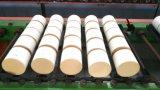 Oval 149*92*130mm de euros III OBD catalizador cerámico monolito sustrato básico 400 Cpsi