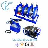 Butt Machine de soudage de fusion pour tuyau de gaz en plastique Brdh 630