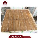 Plancher en bois de vinyle de PVC Spc de surface pour la construction commerciale