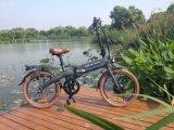 Велосипед батареи лития складной